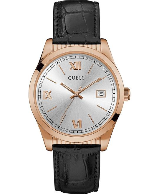 GUESS Dressy Rose Gold Watch 40mm