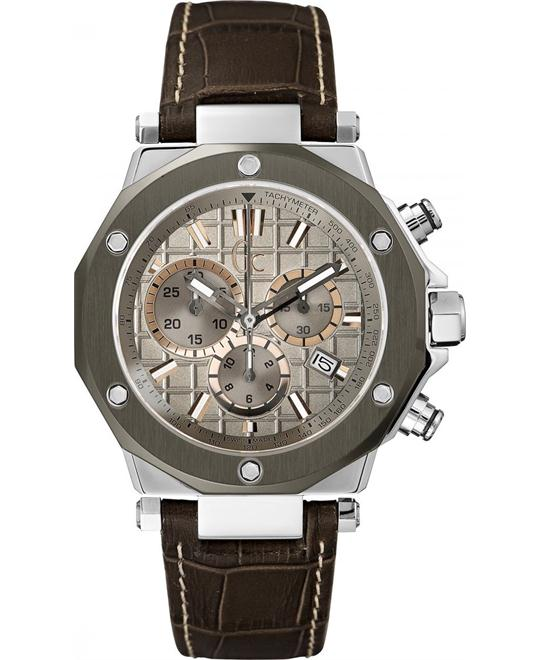 Guess Gc Chronograph Watch 46mm