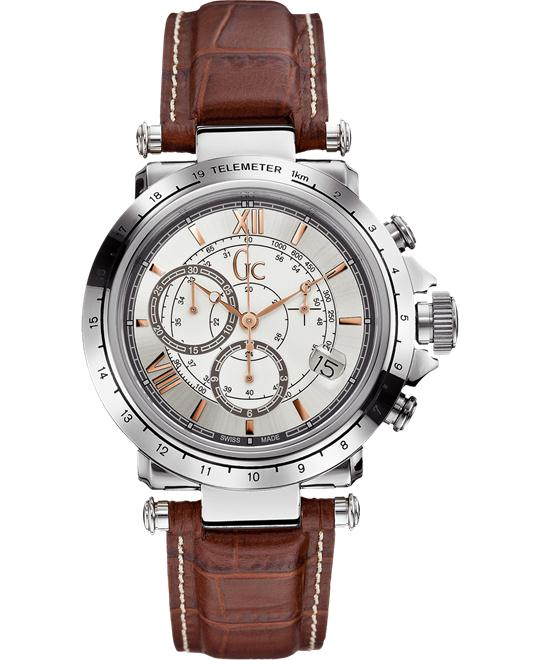 Guess GC Gents Chronograph Watch 42mm