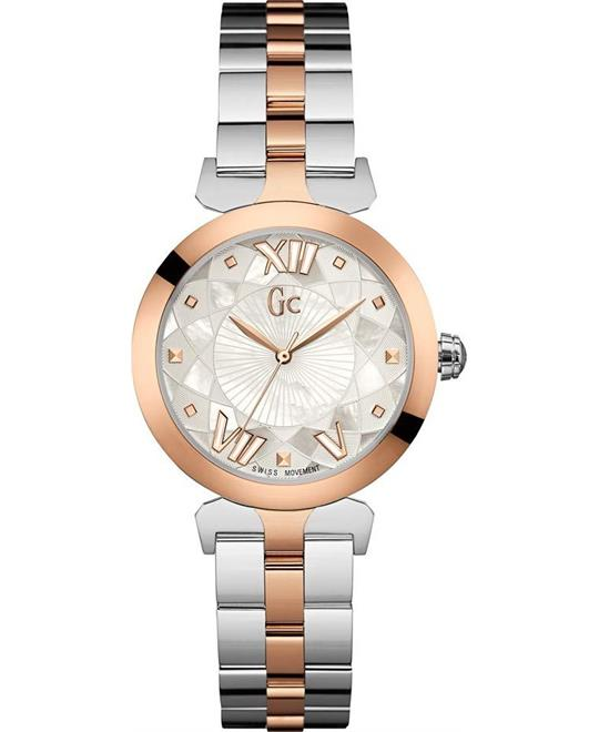 Guess Gc Ladybelle Metal Watch 34mm