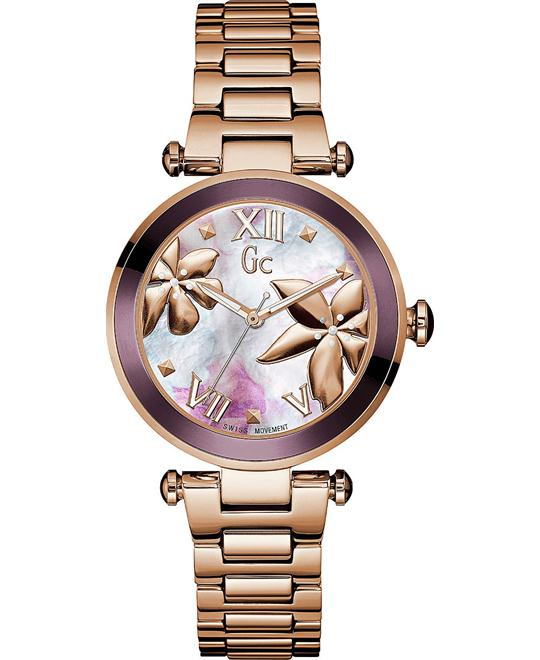 đồng hồ GUESS GC LADYCHIC FLOWERS SPORT 37MM