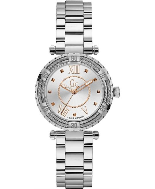 Guess Gc Ladydiver Cable Watch 34mm