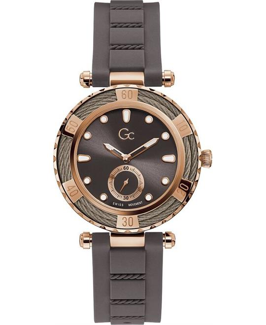 Guess Gc Ladydiver Cable Watch 38mm