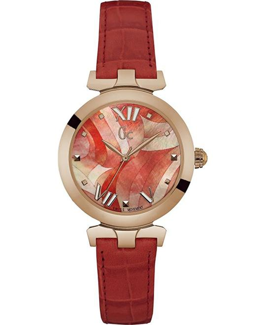 đồng hồ GUESS GC RED WATCH 34MM