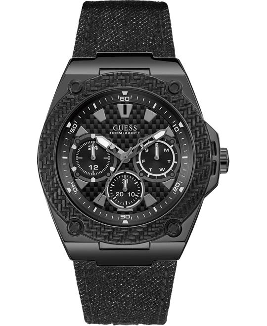 Guess Gents Black Watch 45mm