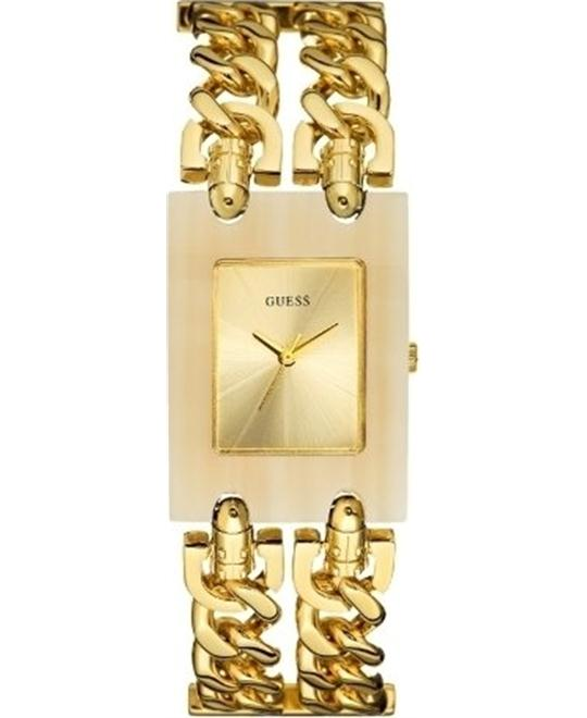 GUESS  Brilliance on Links Women's Watch 40mm