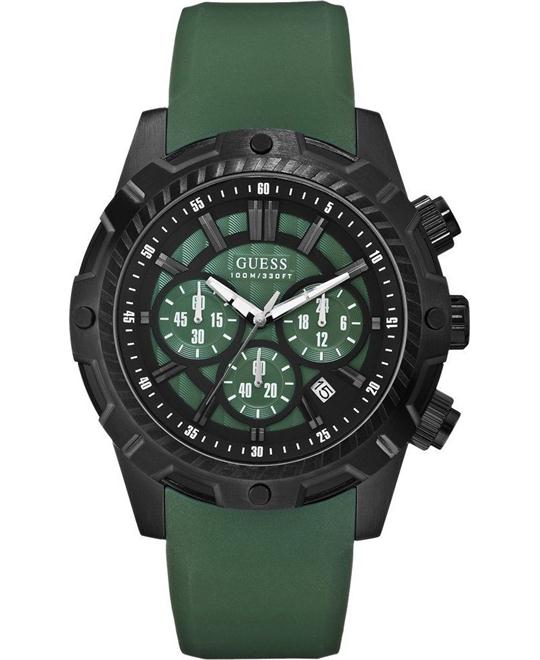 Guess Hardware Chronograph Mens Watch 45mm