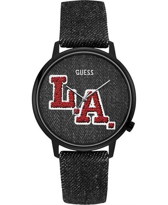 Guess L.A. Originals Black 42mm