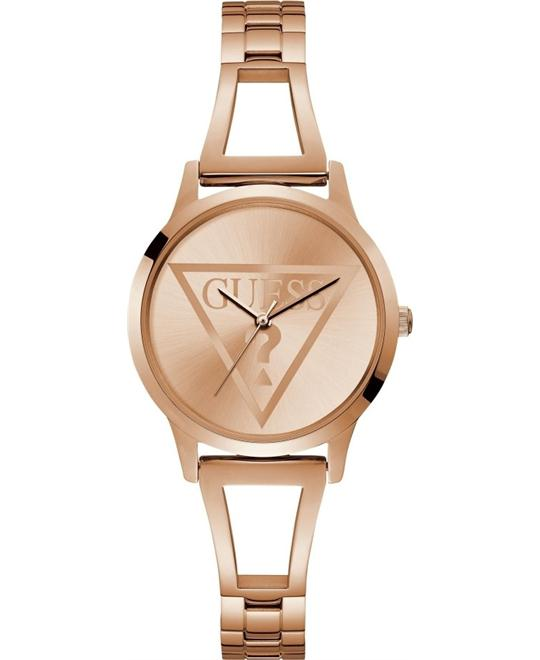 Guess Lola Rose Gold Watch 34mm
