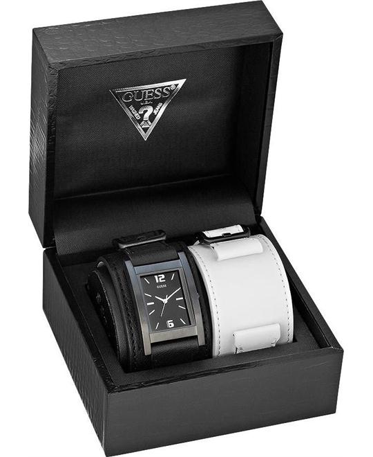 Guess Interchangeable Men´s Watch Set 25mm