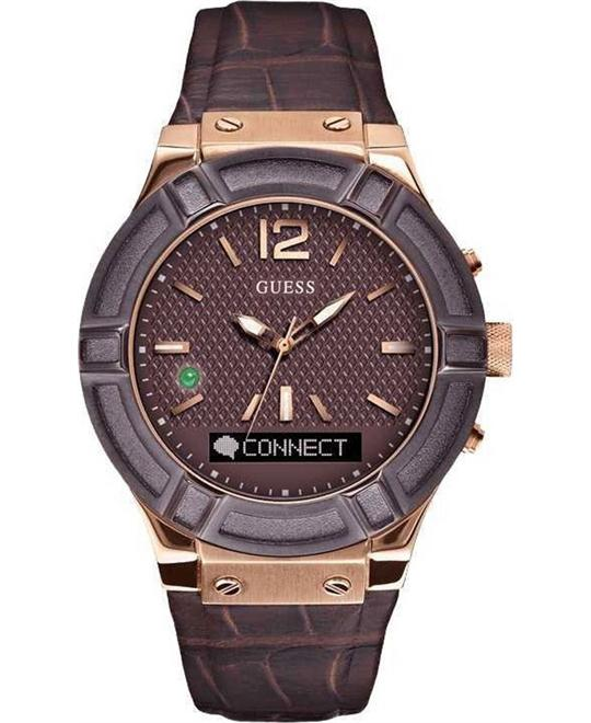 GUESS CONNECT MEN'S SMARTWATCH WATCH 45MM