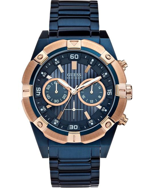GUESS Masculine Chronograph Men's Watch 44mm