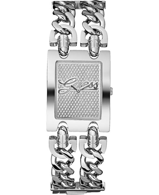 GUESS on Links Women's Watch 28mm