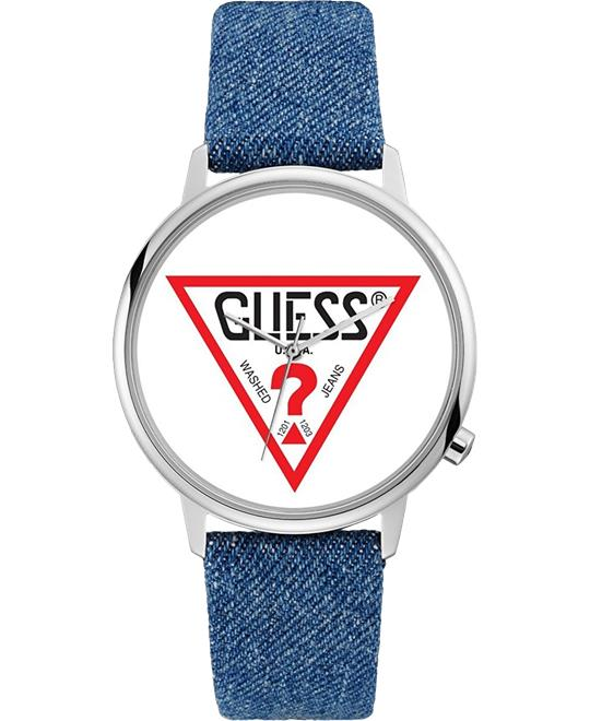 Guess Originals Denim Logo Watch 42mm