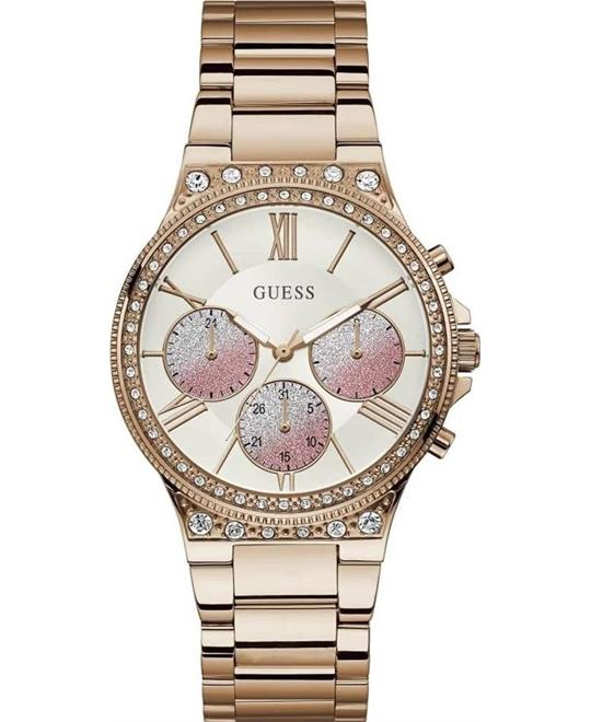 đồng hồ nữ Guess Quartz Multifunction Watch 40mm