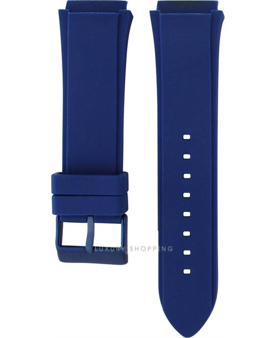 Guess Rubber Blue Original Watch Strap 22mm