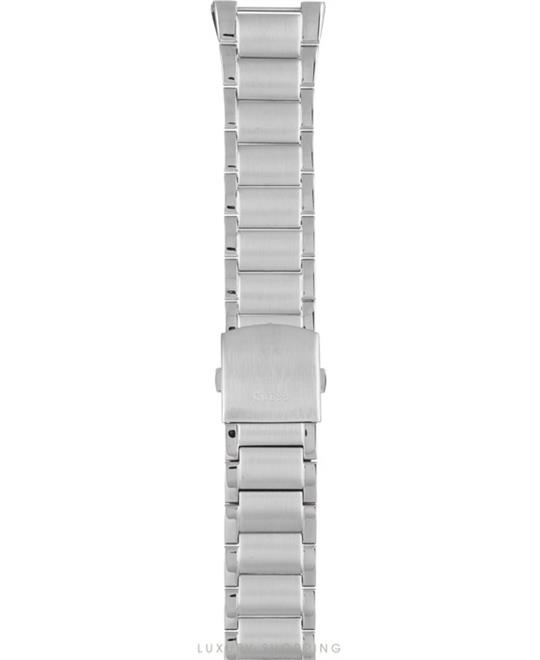 Guess Strap Stainless Steel Bracelet 28mm