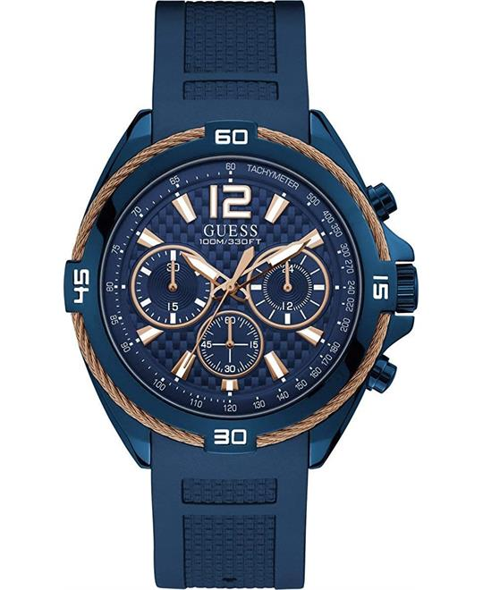 Guess Surge Blue Men's Watch 45mm