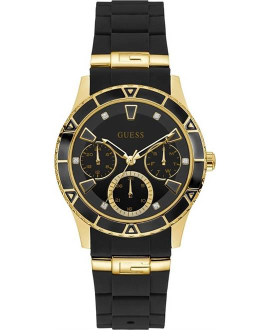 Guess Valencia Quartz Black Watch 38mm