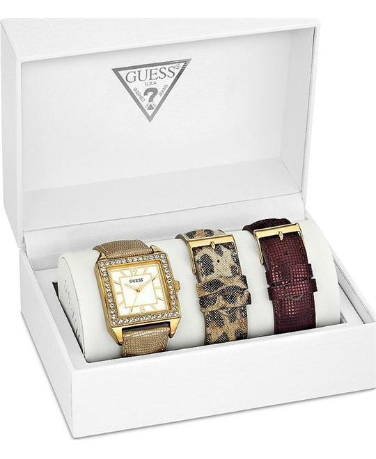 GUESS Interchangeable Women's Watch Set 35mm