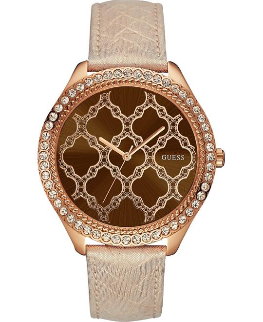 GUESS Sparkling Impression Watch 44mm