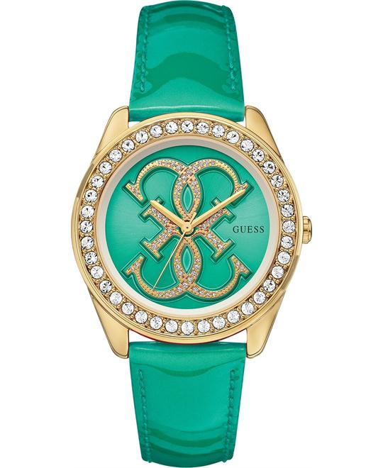 Guess Dazzling Iconic Logo Watch 41mm