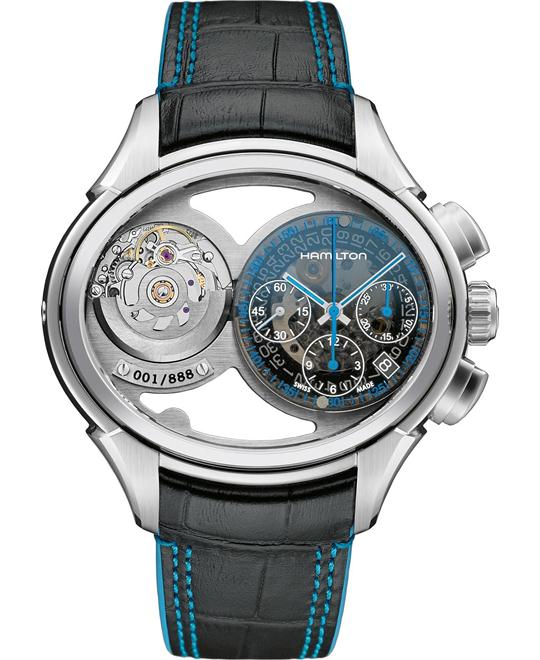 Hamilton Jazzmaster Face 2 Face Limited Edition 888 44mm