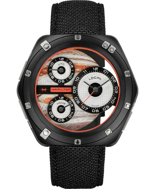Hamilton American ODC X-03 Jupiter Limited Edition 49mm