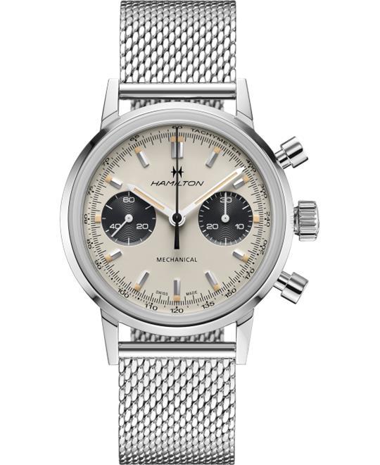 đồng hồ nam Hamilton American Intra-Matic Chronograph H Watch 40m