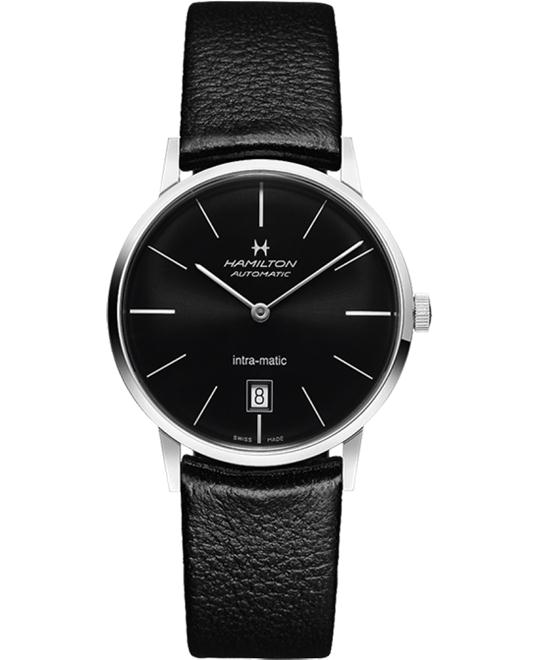 HAMILTON Intra-Matic Automatic Watch 38mm
