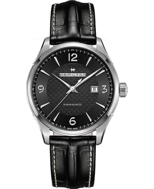 HAMILTON Jazzmaster Viewmatic Automatic Watch 44mm