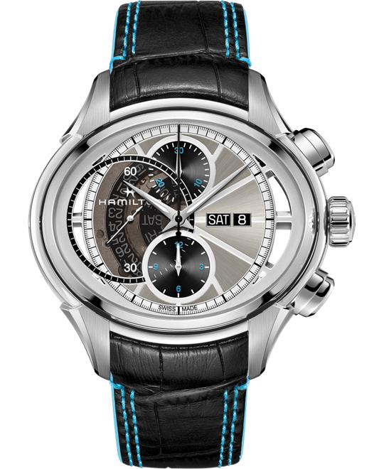 HAMILTON Jazzmaster Face 2 Face II Limited 53x44mm
