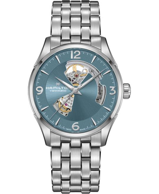 Hamilton Jazzmaster Open Heart Auto 40mm
