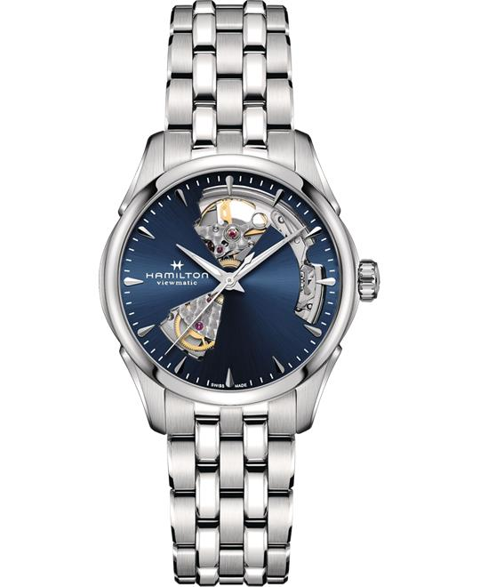 Hamilton Jazzmaster Open Heart Watch 36mm