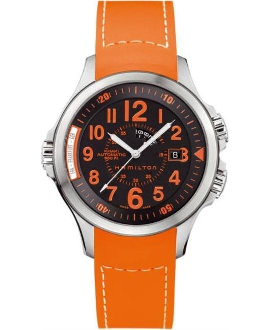 Hamilton Khaki Aviation GMT Air Race Watch 42mm