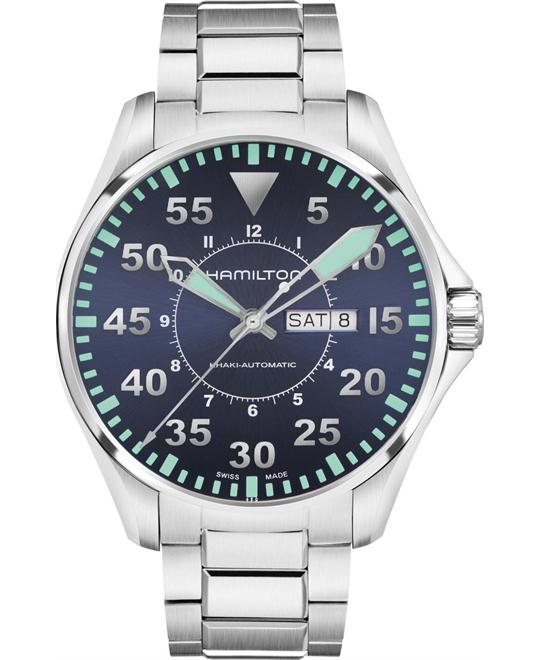 đồng hồ Hamilton Khaki Aviation Men's Watch 46mm