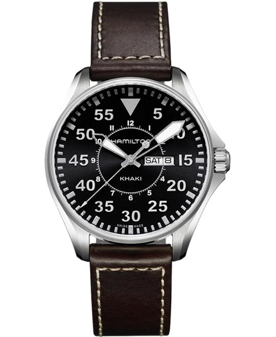 HAMILTON Khaki Aviation Pilot Watch 42mm