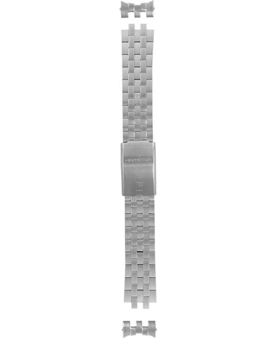 Hamilton Khaki Aviation Stainless Steel Bracelet 22/20