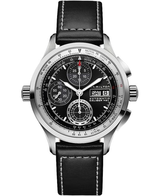 HAMILTON Khaki Aviation X-Patrol Watch 42mm