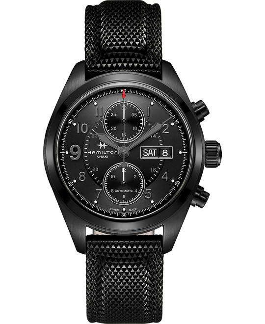 HAMILTON Khaki Field Day Date Automatic Watch 42mm