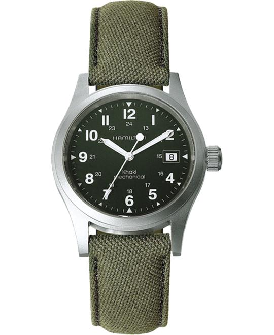 đồng hồ HAMILTON Khaki H69419363 Field Green Watch 38mm