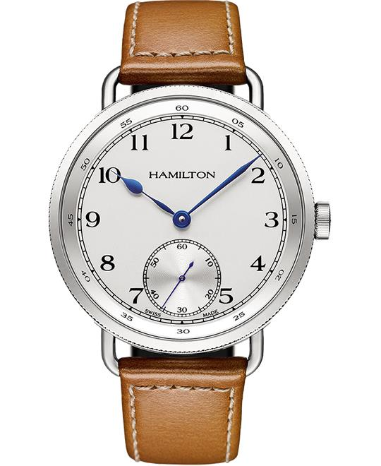 Hamilton Khaki Navy Pioneer Mechanical Limited Edition 46