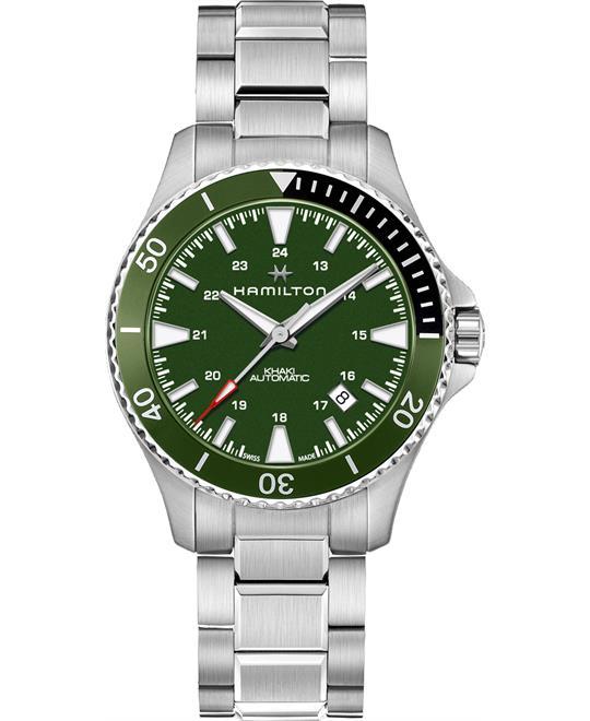 đồng hồ nam Hamilton Khaki Navy Scuba Auto 40mm