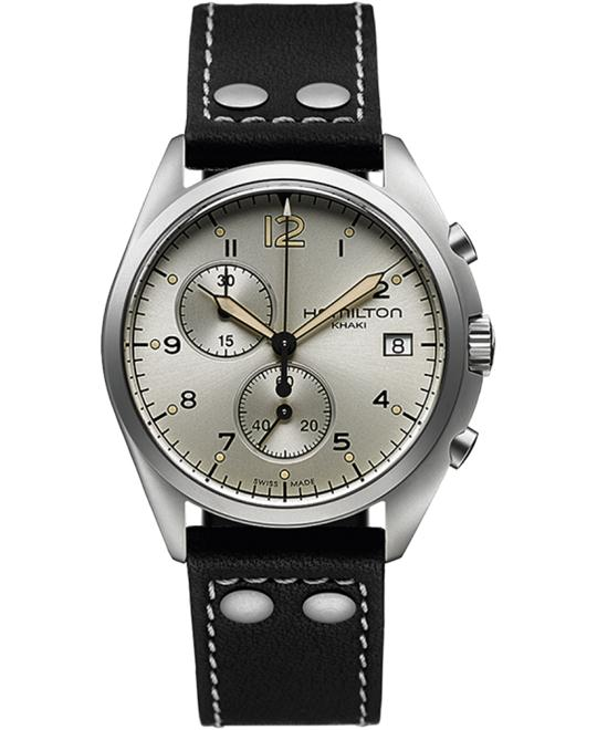 HAMILTON Khaki Aviation Pilot Watch 41mm