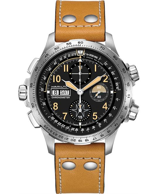 Hamilton Khaki X-Wind Beige Limited Edition 45mm