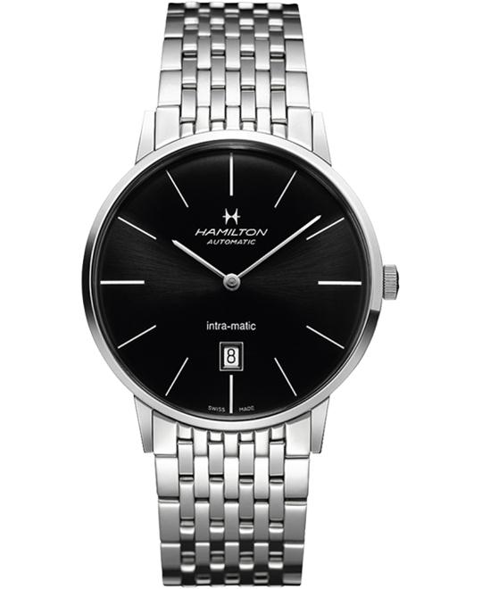HAMILTON Timeless Classic Intra-Matic Watch 42mm