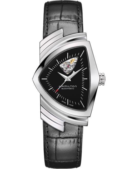 đồng hồ nam Hamilton Ventura Open Heart Watch 34.7mm x 53.5mm