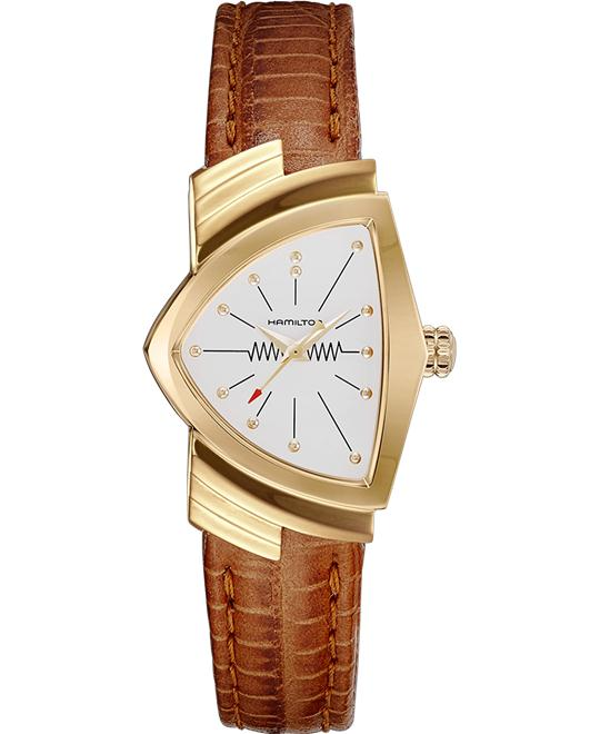 HAMILTON Ventura White Ladies Watch 25mm