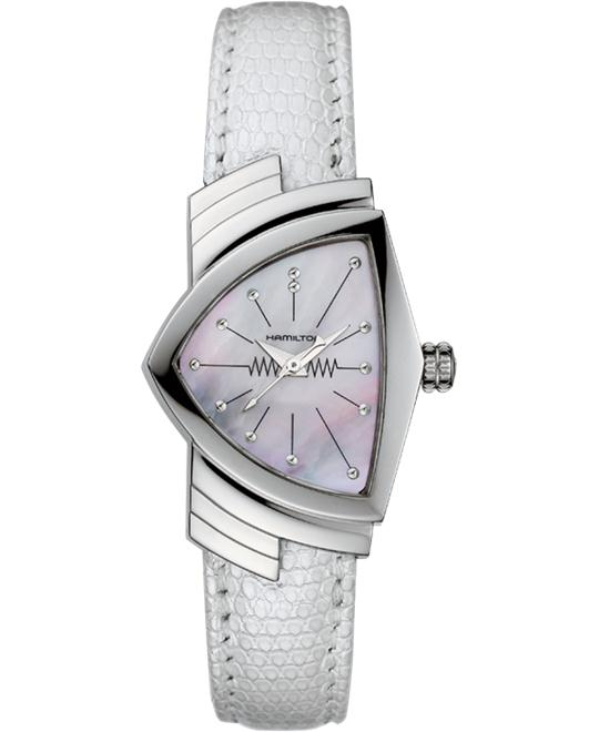 Hamilton Ventura White Women's Watch 24mm