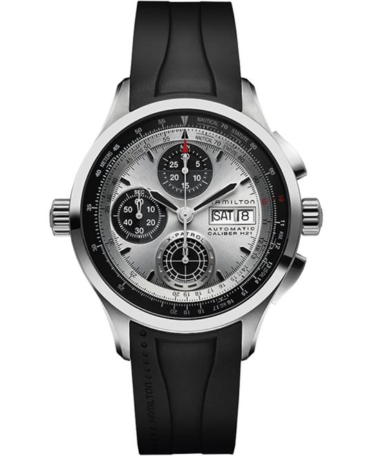 HAMILTON X-Patrol Chronograph Automatic Watch 42mm